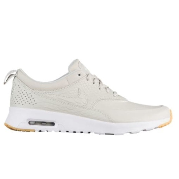 Nike Air Max Thea Premium in Light Bone